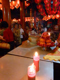 Chinese religius holiday Stock Photography