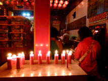 Chinese religius holiday Stock Photos