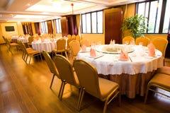 Chinese restaurant Royalty Free Stock Photos