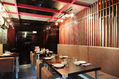Chinese Restaurant Royalty Free Stock Image