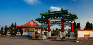 Chinese restaurant in Husum, Germany Royalty Free Stock Image