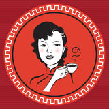 Chinese Retro Person Stock Images