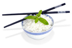 Chinese rice Royalty Free Stock Images