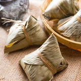 Chinese rice dumpling Royalty Free Stock Photography