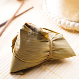 Chinese Rice Dumplings Royalty Free Stock Photography