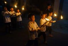 Chinese ritual Stock Photography