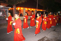 Chinese ritual Royalty Free Stock Images
