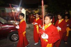 Chinese ritual Royalty Free Stock Photos