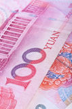 Chinese RMB Banknotes stock photography