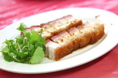 Chinese roast pork Royalty Free Stock Photography