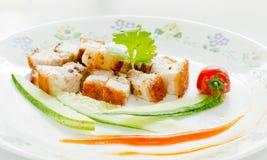 Chinese Roasted Pork Stock Photos