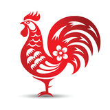 Chinese rooster Royalty Free Stock Photography