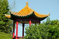 Chinese Rotunda Royalty Free Stock Photo