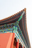 Chinese Royal Building Stock Image