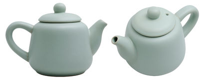 Chinese Ru tureen teapot Stock Images