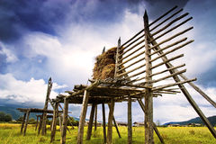 Chinese rural scenery Royalty Free Stock Images