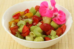 Chinese salad Royalty Free Stock Photography