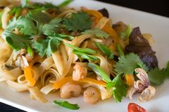 Chinese Salad Royalty Free Stock Image