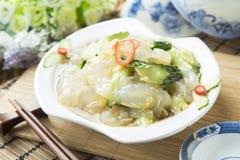 Chinese salad Royalty Free Stock Photo