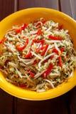 Chinese salad Stock Image