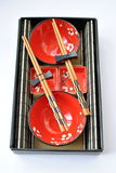 Chinese schotel Royalty-vrije Stock Afbeeldingen