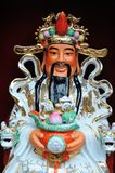 Chinese sculpture Royalty Free Stock Photos