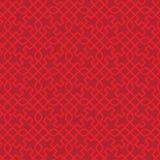 Chinese seamless knot pattern Royalty Free Stock Photo