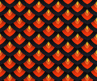 Chinese seamless pattern Royalty Free Stock Photography