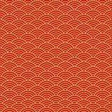 Chinese seamless pattern, oriental background. Vector illustration royalty free illustration