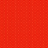Chinese seamless pattern. Red and golden chinese traditional ornament background. Vector illustration.  royalty free illustration