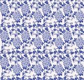 Chinese seamless vintage ornament pattern. Vector floral chinese seamless vintage ornament pattern -illustration stock illustration
