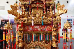 Chinese sedan chair Royalty Free Stock Images