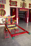Chinese sedan chair Royalty Free Stock Image