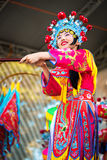 Chinese show Royalty Free Stock Photography