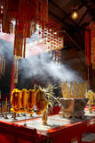 Chinese shrine. Stock Photography