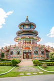 Chinese shrine Royalty Free Stock Photos