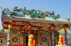 Chinese shrine Stock Photography