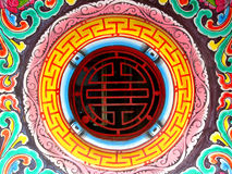 Chinese shrine detail Stock Photos