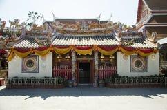 Chinese shrine of Lady princess Soi Dok Mak Betel Nut Blossom Royalty Free Stock Photo