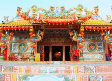Chinese shrine Stock Image