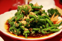 Chinese Sichuan dish Stock Photography