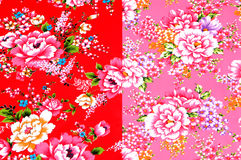 Chinese silk Royalty Free Stock Image
