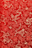 Chinese silk background Royalty Free Stock Photo