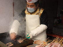 Chinese snack Stock Photo
