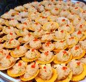 Chinese snacks Stock Photos