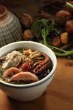 Chinese soep royalty-vrije stock afbeelding