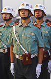 Chinese soldier Royalty Free Stock Photo
