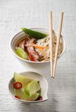 Chinese soup Royalty Free Stock Photo
