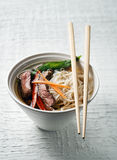 Chinese soup Stock Image