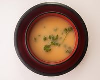 Chinese soup Royalty Free Stock Photography